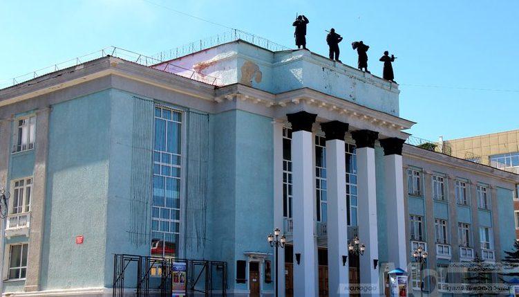 В Хабаровске с 20-го по  24 сентября  пройдут гастроли  Магаданского Государственного музыкального и драматического театра