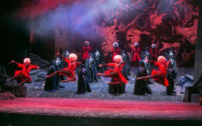 Красноярский театр оперы и балета показал москвичам «Кавказского пленника»