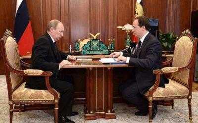 Владимир Путин провёл рабочую встречу с Министром культуры Владимиром Мединским. Обсуждались итоги работы ведомства за прошедшие девять месяцев,  в том числе работа программы «Большие гастроли»