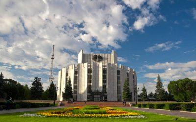 10 ноября стартовали обменные гастроли Русского республиканского драматического театра имени Лермонтова и Челябинского академического театра драмы имени Наума Орлова.