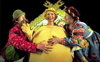 С 3 по 6 ноября артисты Севастопольского театра юного зрителя выступили в Московском театре кукол