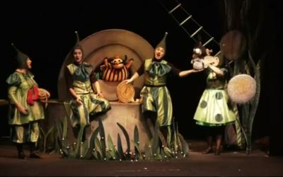 Большие гастроли. Челябинский театр кукол в «Сказке»