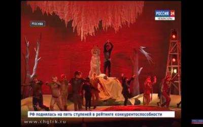 В театре «Содружество актёров Таганки» показали три чувашских спектакля