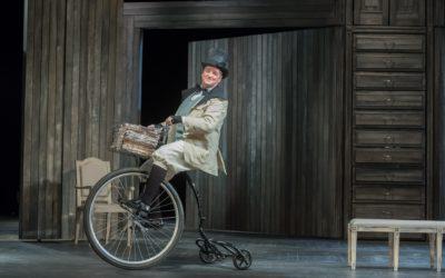 Театры Санкт-Петербурга и Нижнего Новгорода проведут обменные гастроли