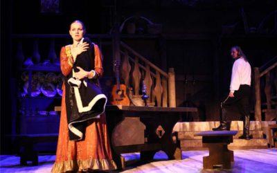 Кимрский театр драмы и комедии и Великолукский драматический театр отправляются на обменные гастроли