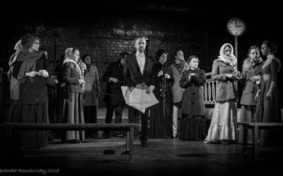 Студенты ГИТИСа представят свои лучшие спектакли на сцене Тамбовского драматического театра