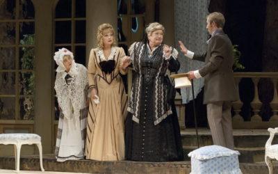 Малый театр покажет в Костроме одну из самых популярных комедий Островского