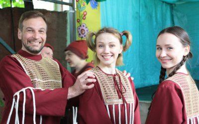 Московский областной театр кукол отправляется на гастроли в Адыгею