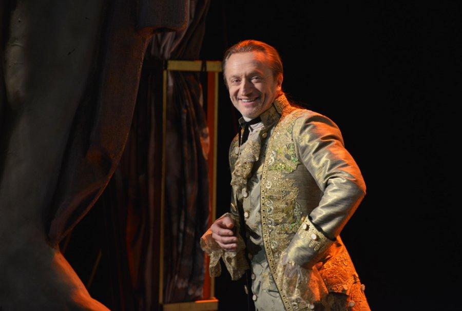 Хакасия и Тыва встречает Театр Моссовета