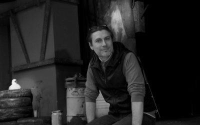 В Белгородском театре кукол при поддержке «Больших гастролей» пройдет мастер-класс Бориса Константинова
