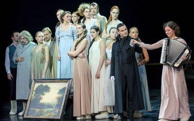 27  июня стартовали «Большие гастроли» Вахтанговцев в Омске
