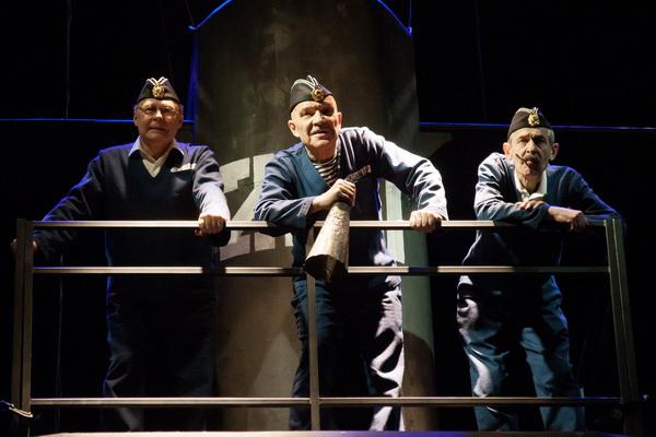 В Калининграде пройдут гастроли Минского национального драматического театра имени М. Горького