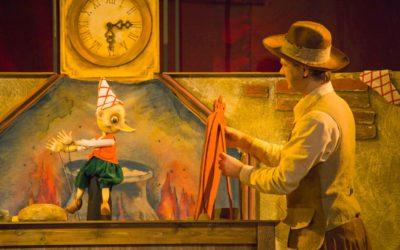 Пермский театр кукол отправится с«Большими гастролями» вКрасноярск
