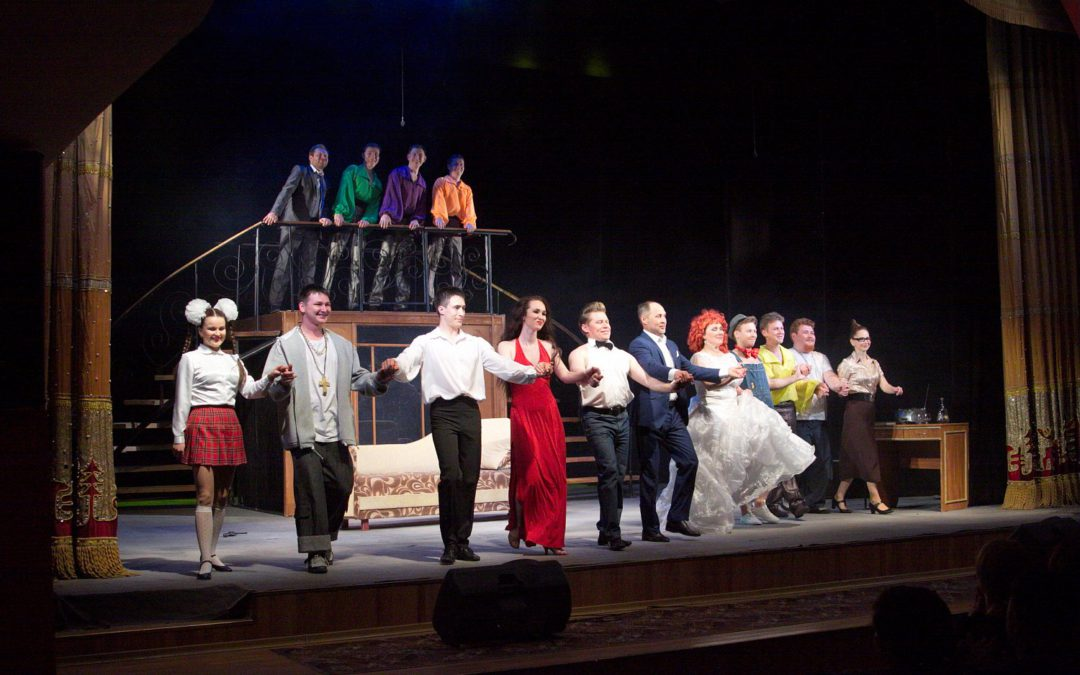 Национальный театр Удмуртской Республики приедет в Петрозаводск с гастролями