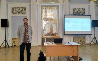 С большим успехом прошел мастер-класс Игоря Овчинникова в Оренбурге