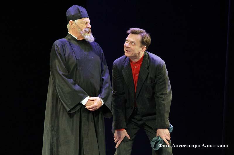 Курганский театр драмы провел обменные гастроли с Брянским театром драмы имени А. К. Толстого