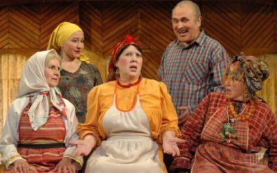 Театр Камала прибыл в Якутию в рамках «Больших гастролей»