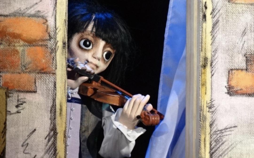 Курский театр кукол приедет с «Большими Гастролями» в Москву