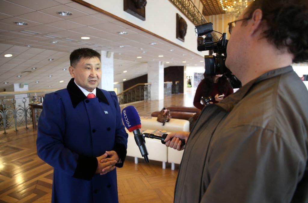 В Улан-Удэ с 12 по 15 сентября пройдут гастроли Якутского театра юного зрителя.