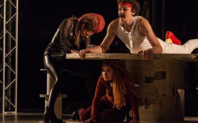 «Большие гастроли»: Псковский драмтеатр впервые за 25 лет на московской сцене