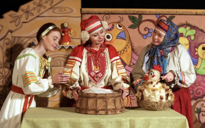 «Большие гастроли»: Тольяттинский театр кукол выступит в Марий-Эл