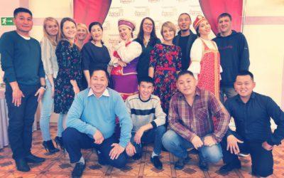 «Большие гастроли»: кукольные театры Железногорска и Республики Тыва обменялись спектаклями