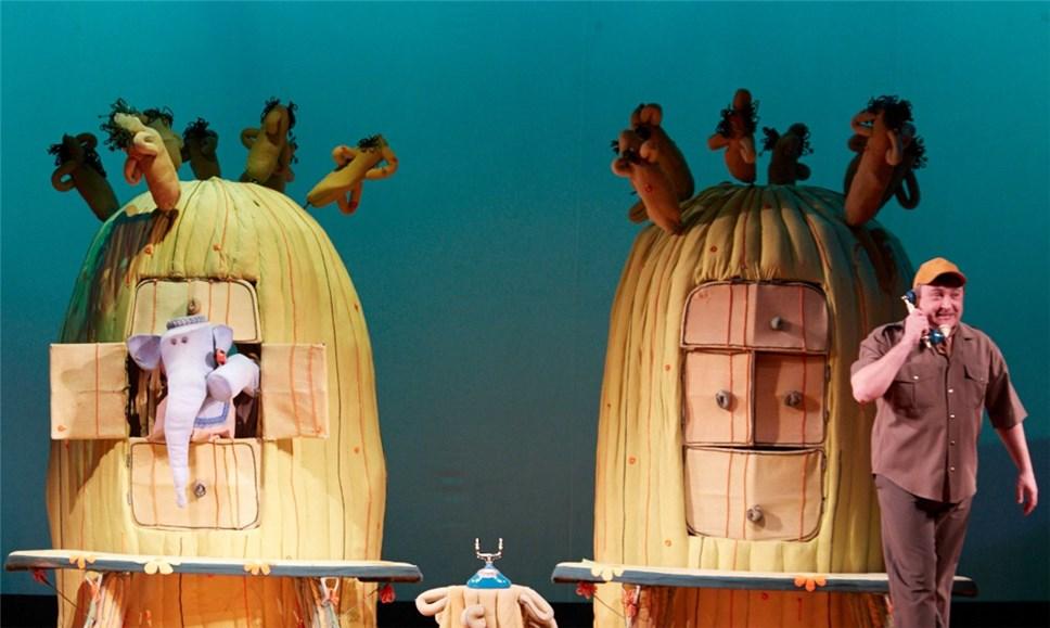 Новосибирские куклы едут на гастроли в Братск