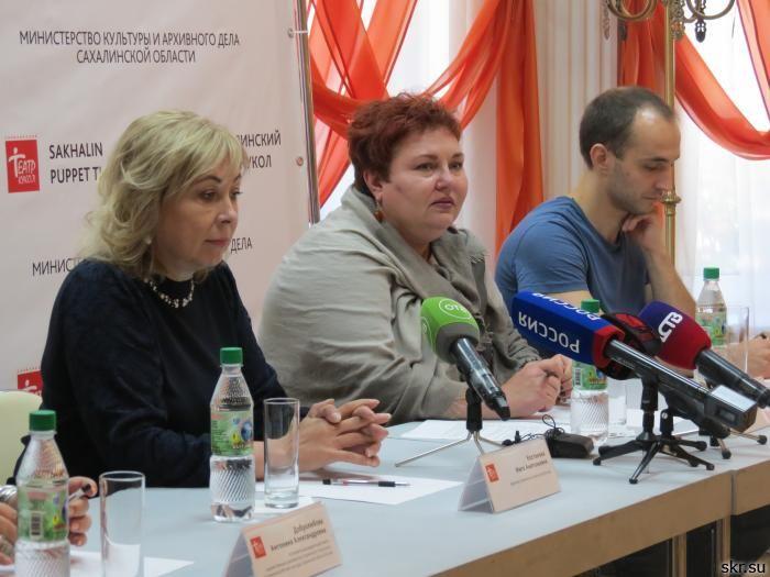 Спектакли Хабаровского театра юного зрителя собрали аншлаги на Сахалине