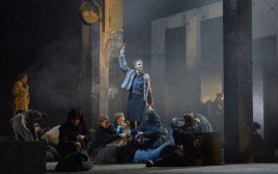 Омский театр драмы начинает гастроли в Москве