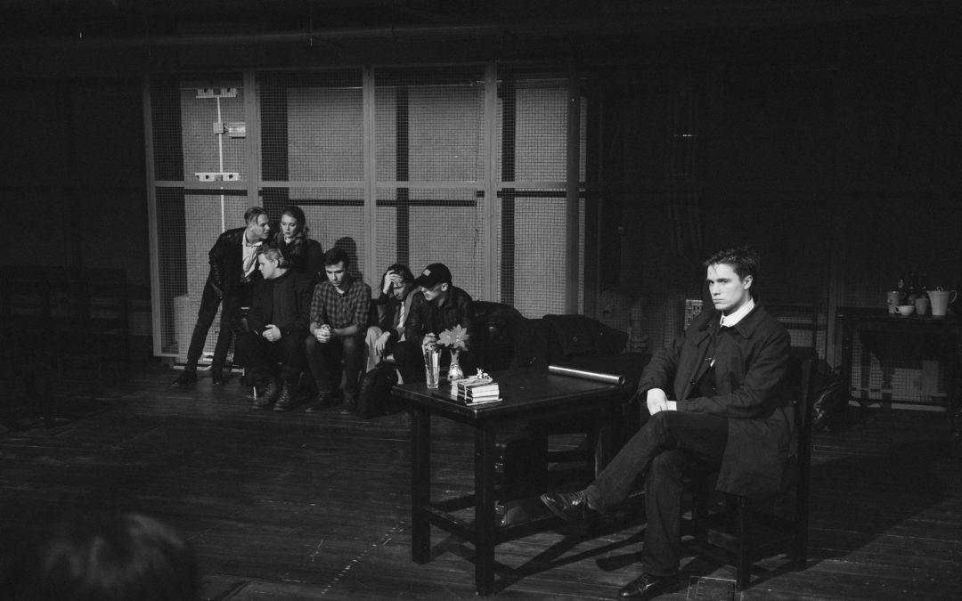 Фестиваль искусств АРТ-ОКНО представит в Белгороде постановку «Ночная повесть» в исполнении студентов Российского института театрального искусства.