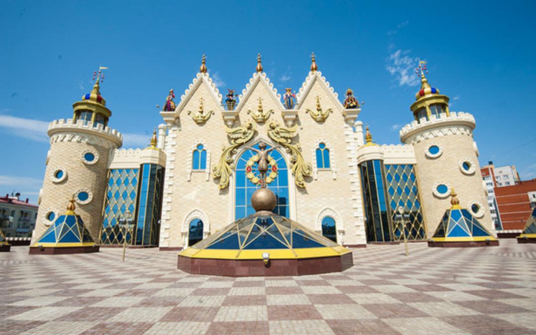 Большие гастроли Татарского государственного театра кукол «Экият» проходят в Курске