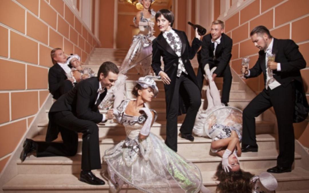 В Красноярск с гастролями приедет московский театр «Геликон-опера»