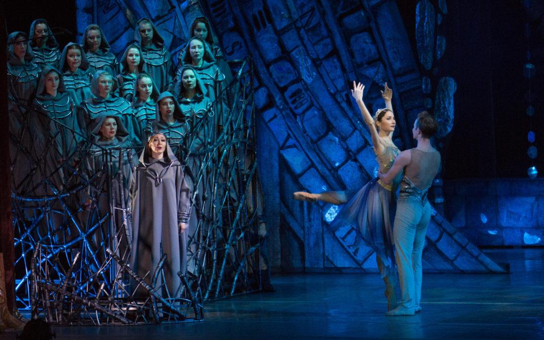 Челябинский театр оперы и балета выступит на сцене Большого театра