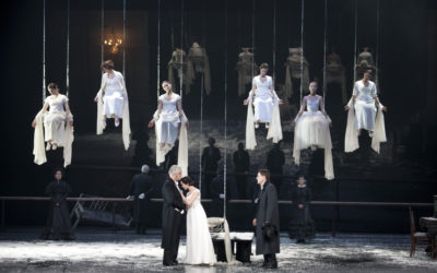 Начинаются Большие гастроли Театра имени Евгения Вахтангова в Астрахани