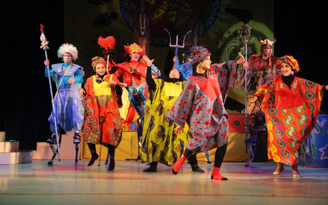 В Евпатории — «Большие гастроли» Самарского молодёжного драматического театра «Мастерская»