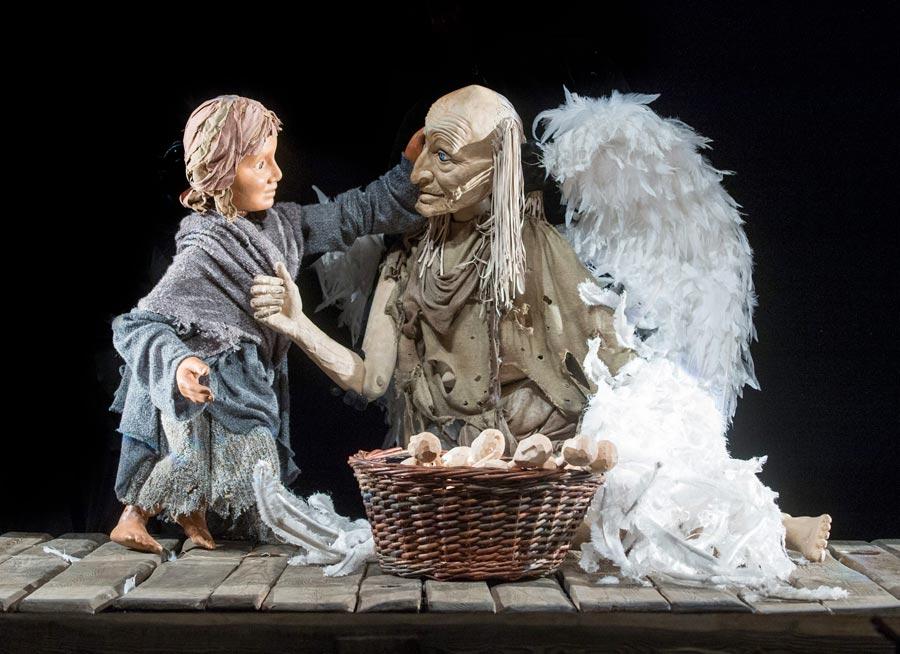 Театр кукол им. Образцова побывает в Абакане и Горно-Алтайске