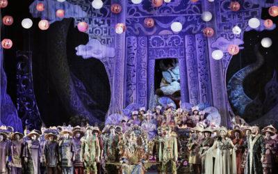 Гастроли Донецкого государственного Академического театра оперы и балета в Астрахани
