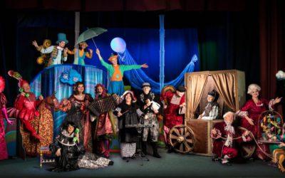 Ивановский областной театр кукол покажет четыре спектакля в Иркутске