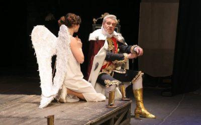 Три белорусских театра отправляются на «Большие гастроли» в Россию