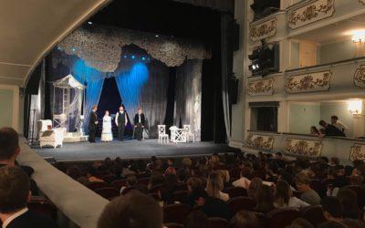 Севастопольский ТЮЗ побывал на гастролях в Рязани
