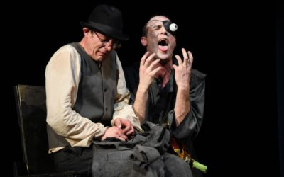 Тбилисский театр гастролирует по России