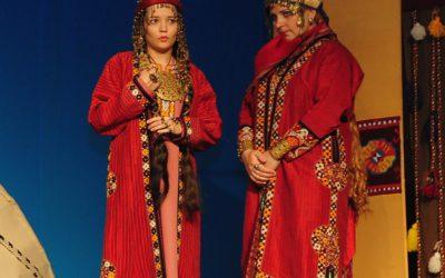 Впервые Ашхабадский русский драматический театр им.А.С.Пушкина побывает с «Большими гастролями» в России!