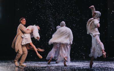В субботний вечер — балет «Вешние воды»