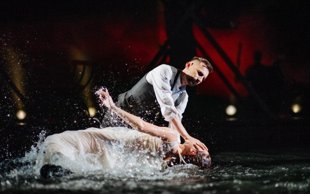 «Гамлет» — «И в смертной схватке с целым морем бед»