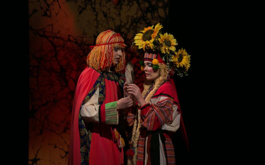 Сказка-мюзикл для детей и взрослых