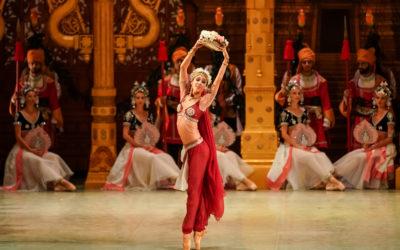Балет «Баядерка», без которого немыслим классический репертуар