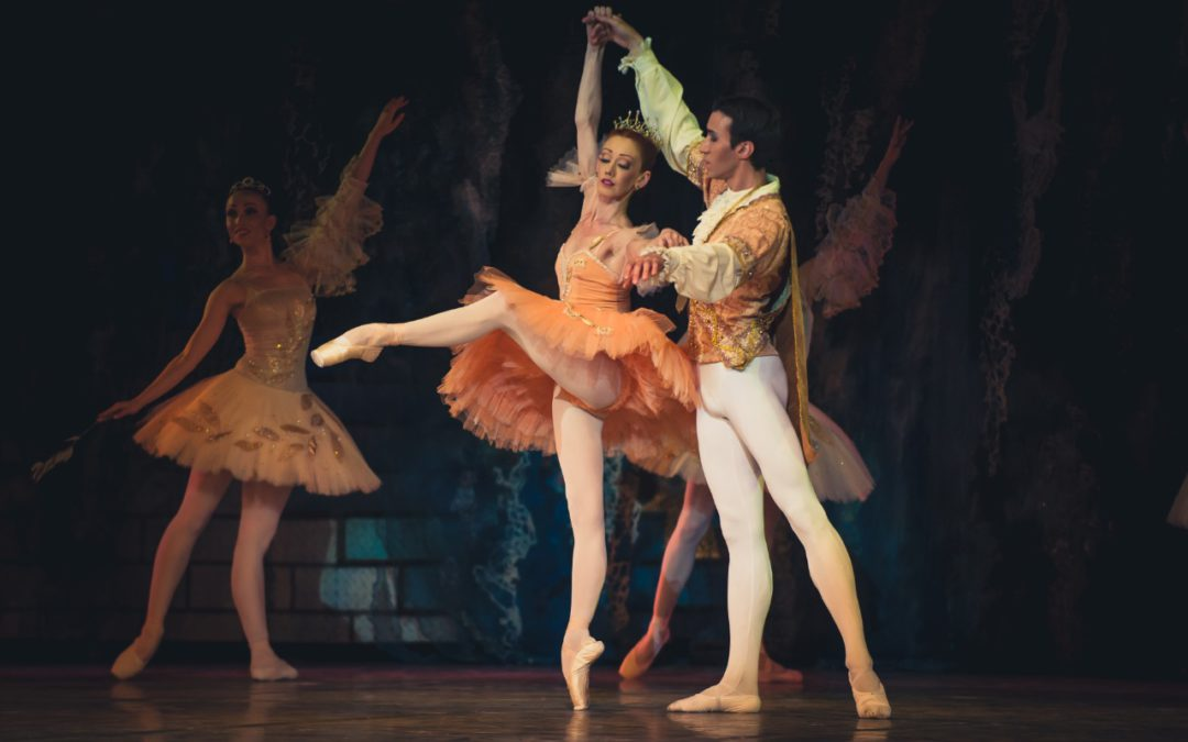 Праздник балета в авторской постановке