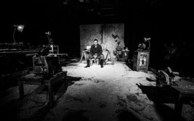 Сезон гастролей-офлайн откроет первый профессиональный театр России