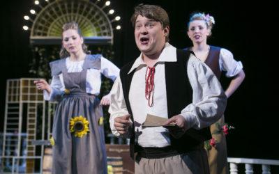Одноактные оперетты величайшего сатирика в истории музыки
