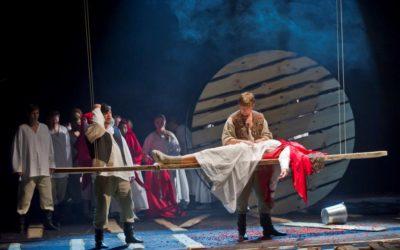 Поэзия есенинской прозы: «Большие гастроли-онлайн» покажут «Яр»